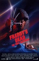 Freddy's Dead: The Final Nightmare movie poster