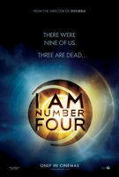 I Am Number Four #695107 movie poster