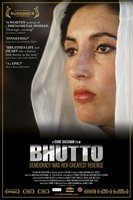 Benazir Bhutto movie poster