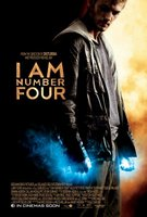 I Am Number Four #695113 movie poster