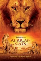 African Cats: Kingdom of Courage movie poster
