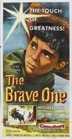 The Brave One movie poster