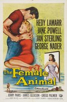 The Female Animal movie poster
