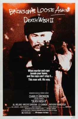 Death Wish II poster #696048