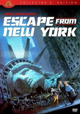Escape From New York poster #697241