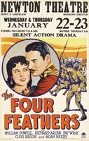 The Four Feathers movie poster