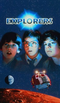 Explorers (1985) movie poster #698475 | MoviePosters2.com