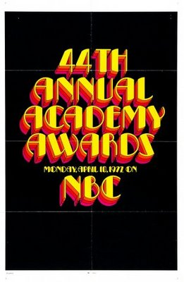 The 44th Annual Academy Awards poster #698828