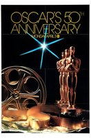 The 50th Annual Academy Awards movie poster