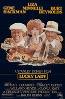 Lucky Lady movie poster