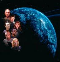 Star Trek: Insurrection movie poster