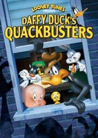 Daffy Duck's Quackbusters movie poster