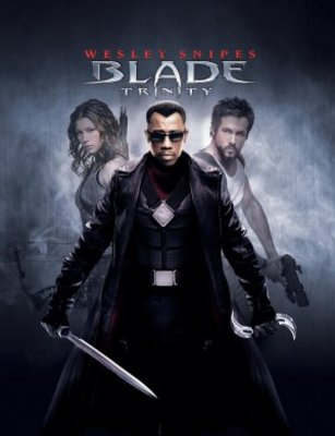 Blade: Trinity poster #702345