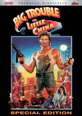 Big Trouble In Little China poster #702475