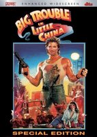 Big Trouble In Little China #702475 movie poster