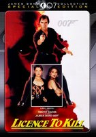 Licence To Kill movie poster
