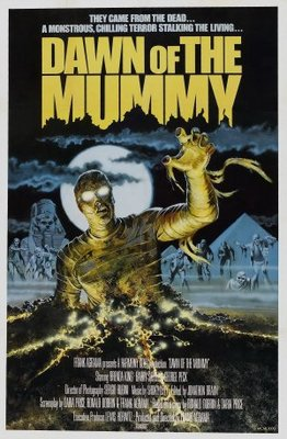 Dawn of the Mummy poster #702941