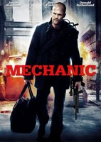 The Mechanic movie poster