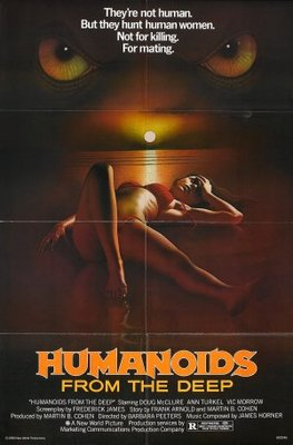 Humanoids from the Deep poster #703628