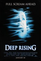 Deep Rising movie poster