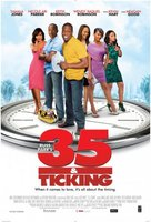 35 and Ticking movie poster