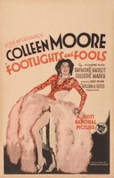 Footlights and Fools movie poster