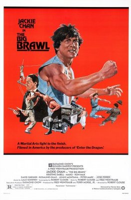 The Big Brawl poster #704178
