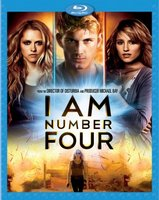 I Am Number Four #704554 movie poster