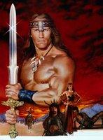 Conan The Destroyer movie poster