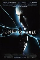 Unbreakable #705676 movie poster