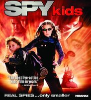 Spy Kids movie poster