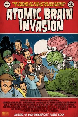 Atomic Brain Invasion poster #705748