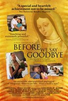 Before We Say Goodbye movie poster