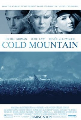 Cold Mountain poster #706526