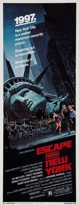 Escape From New York poster #706642