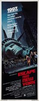 Escape From New York #706642 movie poster