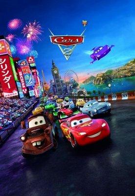 Cars 2 movie poster #706712 - Movieposters2.com