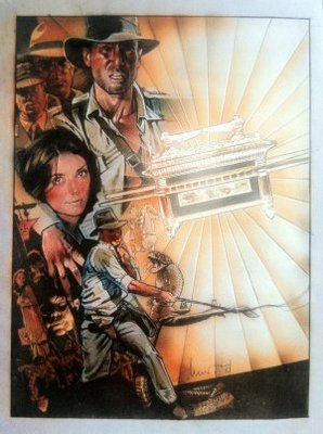 Raiders of the Lost Ark poster #706853
