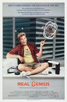 Real Genius movie poster