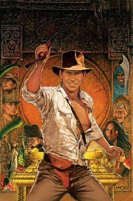 Raiders of the Lost Ark poster #706857