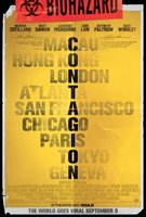 Contagion #707070 movie poster