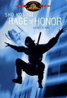 Rage of Honor movie poster