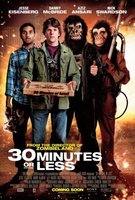 30 Minutes or Less movie poster