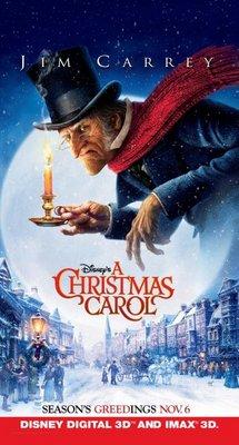 A Christmas Carol Movie.A Christmas Carol Poster
