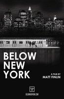 Below New York movie poster