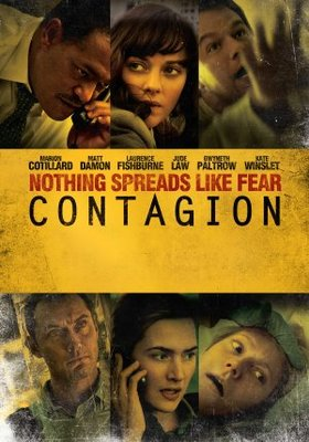 Contagion poster #709305