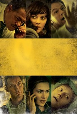 Contagion poster #709452