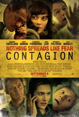 Contagion poster #709453