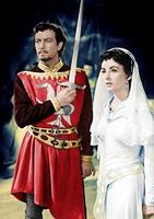 Ivanhoe movie poster