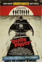 Death Proof movie poster